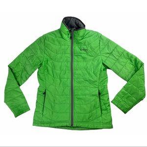 SIMMS Fall Run Spring Green Primaloft Insulated Jacket